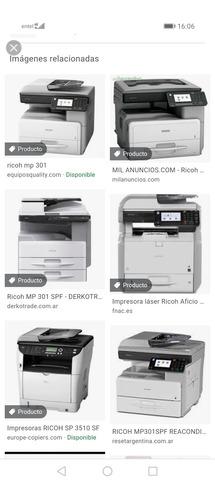 reparación, mantencion de impresoras multifuncionales