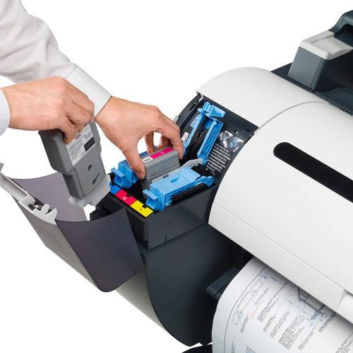 reparación mantención plotter canon - soporte gratuito