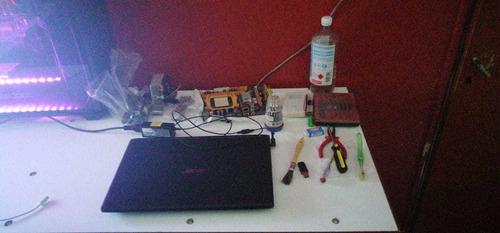 reparación, mantención ps4/pc y armado personalizado de pc