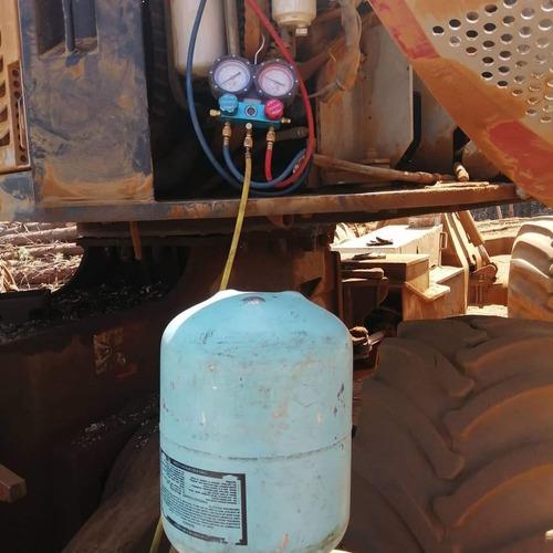reparación mantención y recarga de aire acondicionado