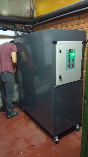 reparacion, mantenimiento de enfriador, chiller, aire acond.