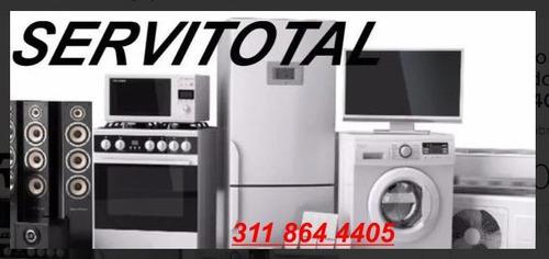 reparacion mantenimiento de lavadoras neveras 3118644405 bog