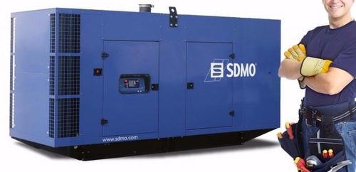 reparación mantenimiento de plantas electricas