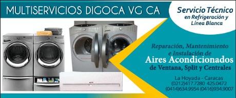 reparación mantenimiento e instalacion de nevera lavadora