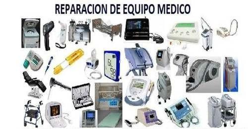 reparación mantenimiento equipos médicos quirurgicos
