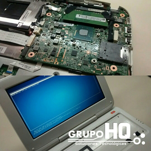 reparación mantenimiento laptop pc nec tokin bios