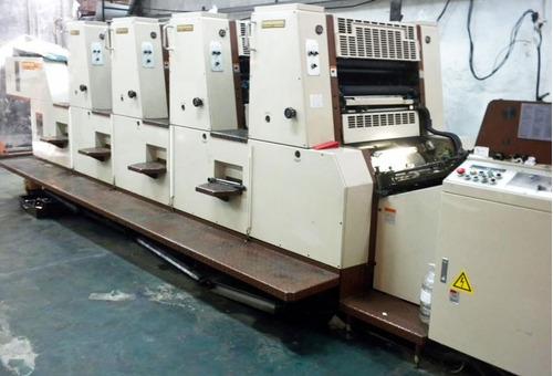 reparación mantenimiento maquinas de imprenta