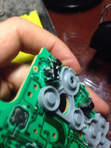 reparacion, mantenimiento, personalizacion de mandos