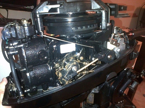 reparacion + mecanica + service de motores fuera de borda