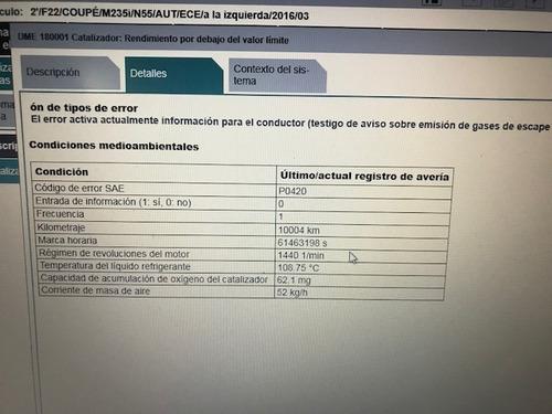 reparacion modulo frm bmw mini 100% original