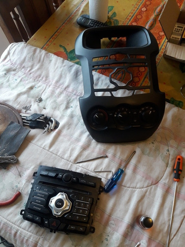 reparacion modulo tecla baliza y cierre centralizado ranger