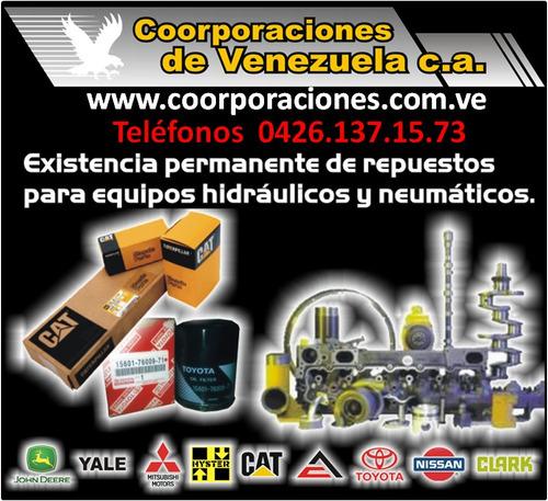 reparación montacargas, payloader, sistemas hidráulicos