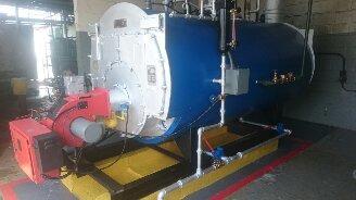 reparacion montaje y servicio de sistemas de vapor(calderas