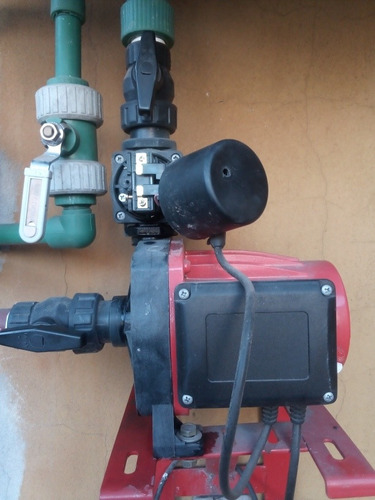 reparación motor bomba presurizadora rowa sfl press caba gba