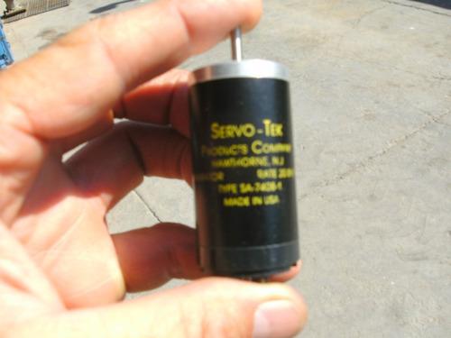 reparacion motor encoder elevador jlg servo-teck st7337b-1