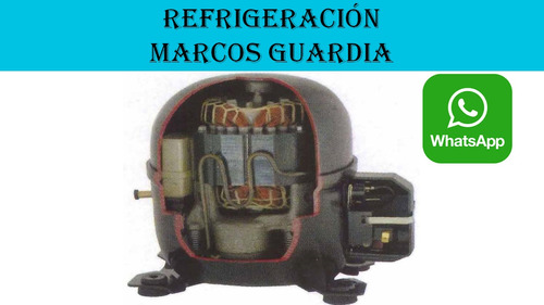 reparacion motores compresores de nevera