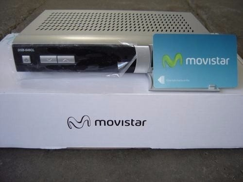 reparación movistar tv decodificadores echostar amper tt-mic