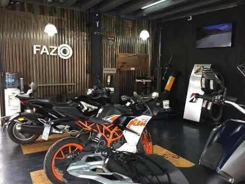 reparacion neumatico de moto en fazio servicio premiun motos