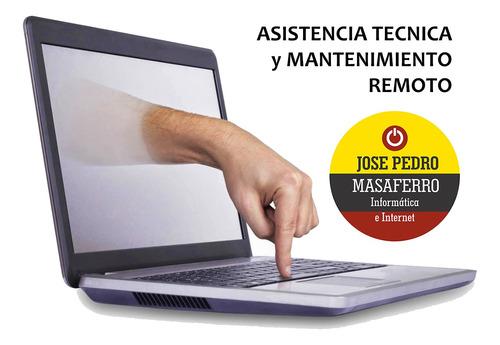reparación notebook pc, wifi, redes, tecnico a domicilio.