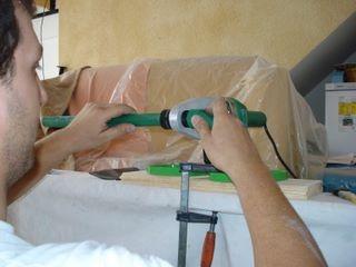 reparación o recambio de termofusoras    acqua system