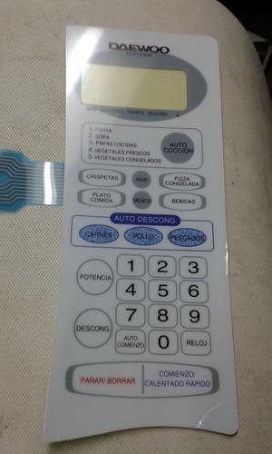 reparacion panel microondas, lavaplatos, pesos digitales..