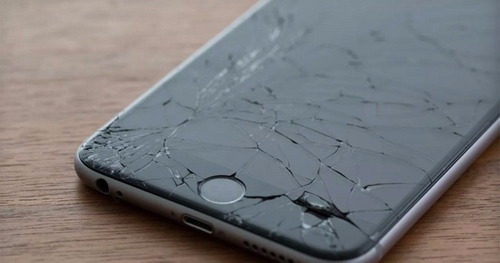 reparacion pantalla original iphone 7,7 plus, 6s en una hora