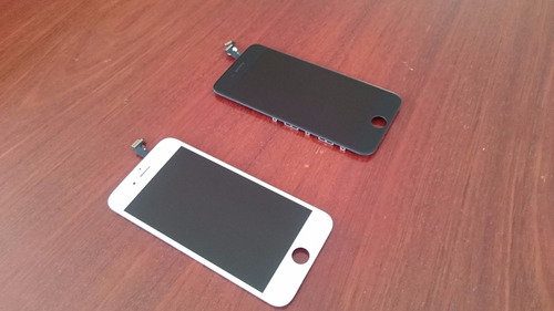 reparación pantalla rota iphone 7 6s ipod 6 plus 5s se