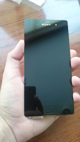 reparación pantalla rota xperia xa z5 z3 xz x compact ultra