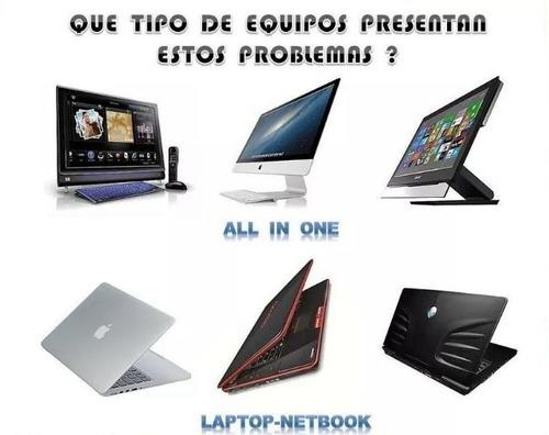 reparación para laptop