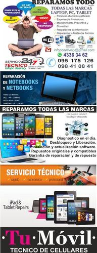 reparación pc - notebook - celulares - a domicilio sin costo