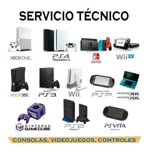 reparación pc, ps4, ps3, xbox 360 xbox one, switch celulares