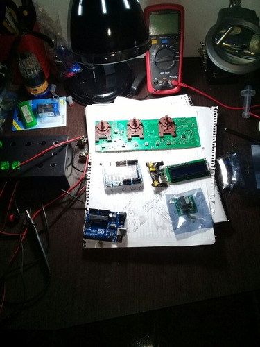 reparacion placas elecrtónicas aire heladeras lavarropas etc
