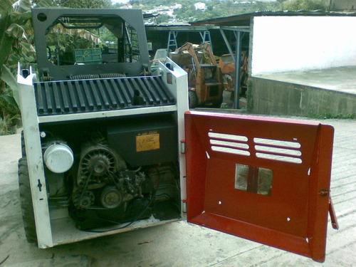 reparación plantas eléctricas,montacargas,minishover,diesel