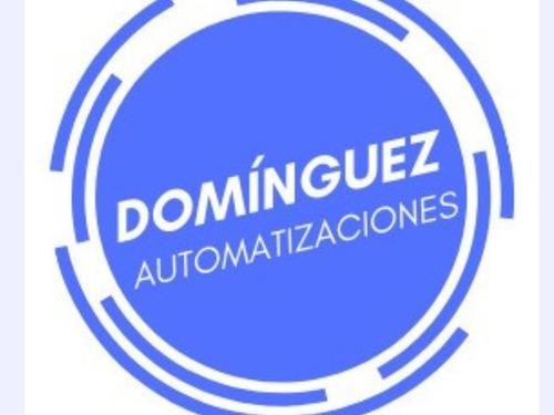 reparación portones automáticos, services, automatización