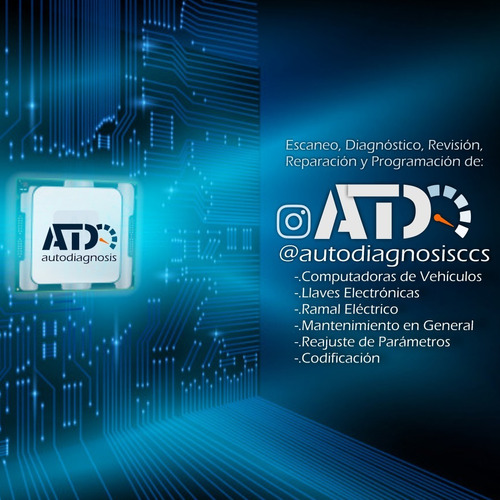 reparación, programación computadoras automotrices escaneo