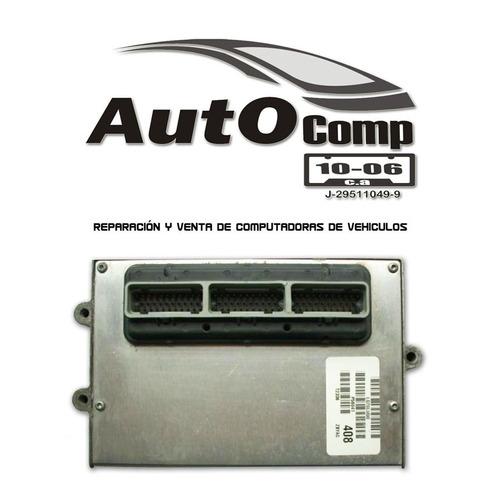 reparacion programacion y pcm jeep