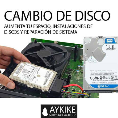reparación ps2 ps3 ps4 psp vita wii xbox360 one 2 locales