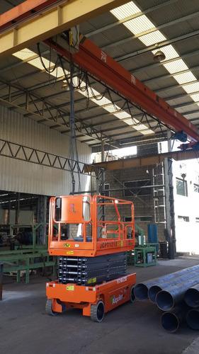 reparación puentes grúa, montacargas y cinta transportadoras