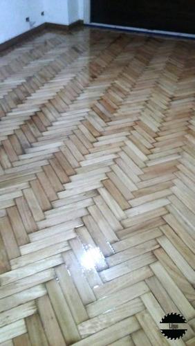 reparación, pulido, plastificado e hidrolaqueado de pisos
