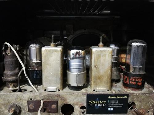 reparación radios de tubos amplificadores mantenimiento