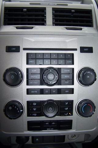 reparación radios ford f-150, explorer, edge, escape, etc