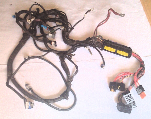 reparación ramal, cableado motor renault logan, clio, symbol