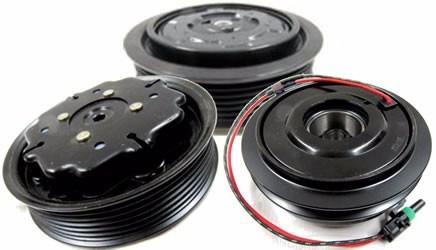 reparacion, reconstruccion de compresores clouch de a/c aut