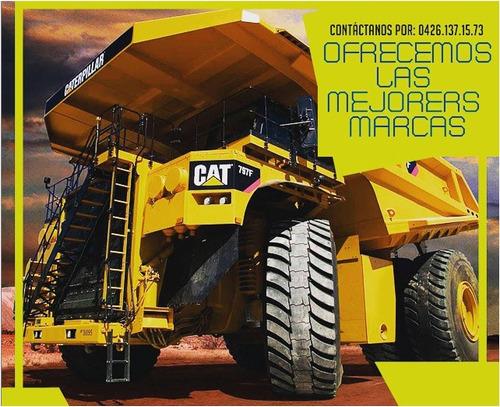 reparación reconstrucción y mantenimiento  maquinari pesada