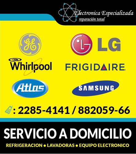 reparacion refrigeradores whirlpool lavadoras 88205966