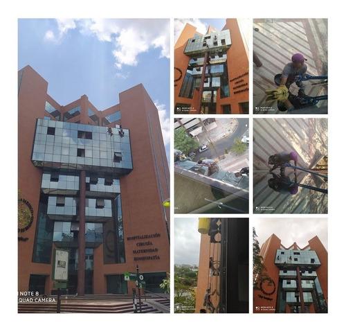 reparación, restauración y construcción de fachadas fachada