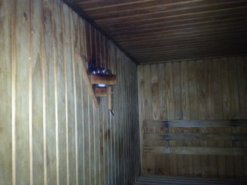 reparacion sauna seco