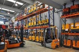 reparación service apiladores y autoelevadores eléctricos