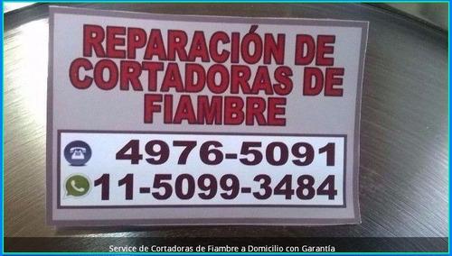 reparacion / service / cortadoras de fiambre a domicilio