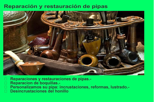 reparacion service de encendedores * dupont* y otros y pipas